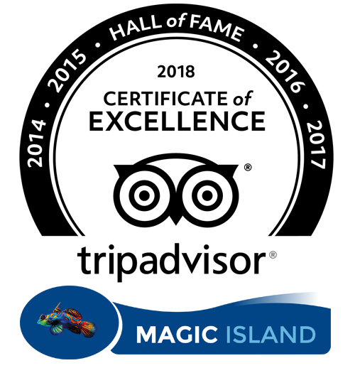 Magic Island - Tripadvisor Hall of fame